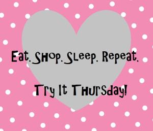 Try It Thursday!